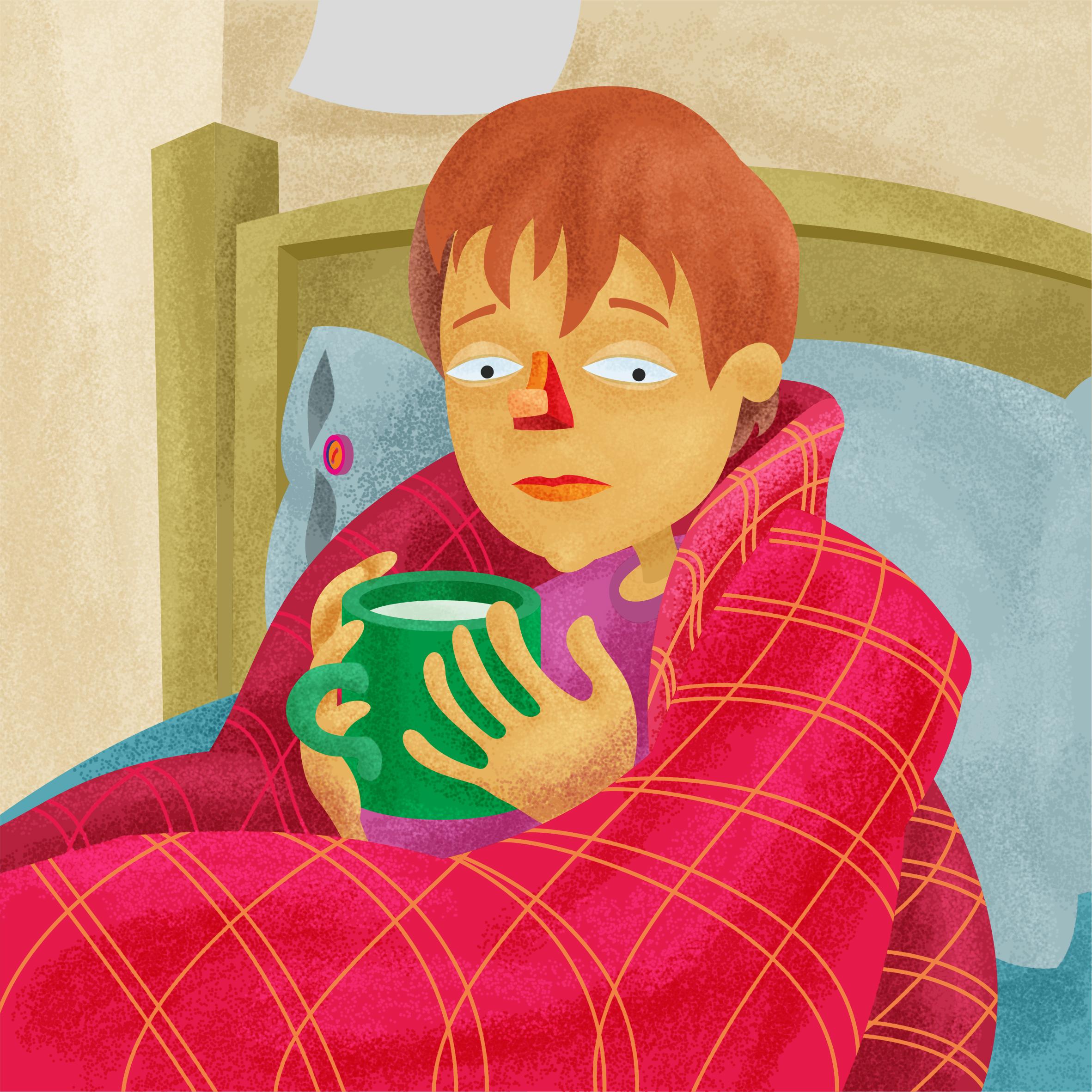 как быстро вылечить насморк и не допустить развития опасных осложнений